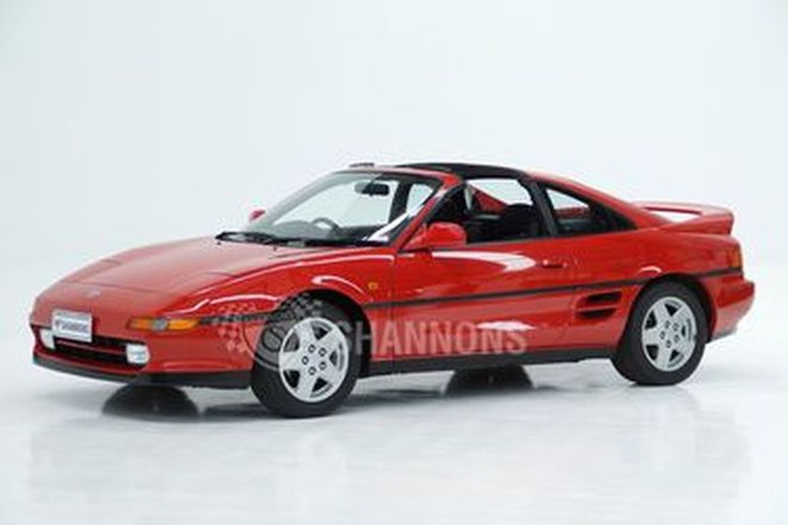 Toyota MR2 'Targa' Coupe