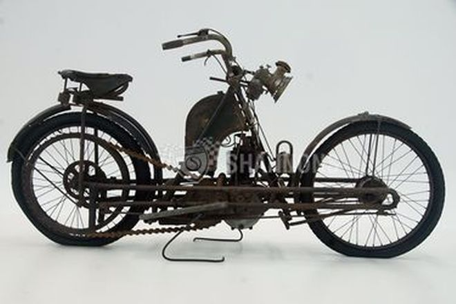 Zenith Bi-Car Motorcycle (Project)