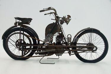 Zenith Bi-Car Motorcycle (Project)