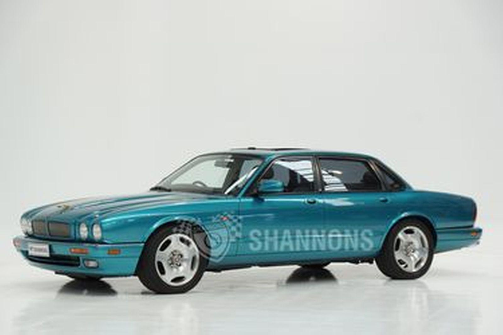 Jaguar XJ-R 'Supercharged' Saloon