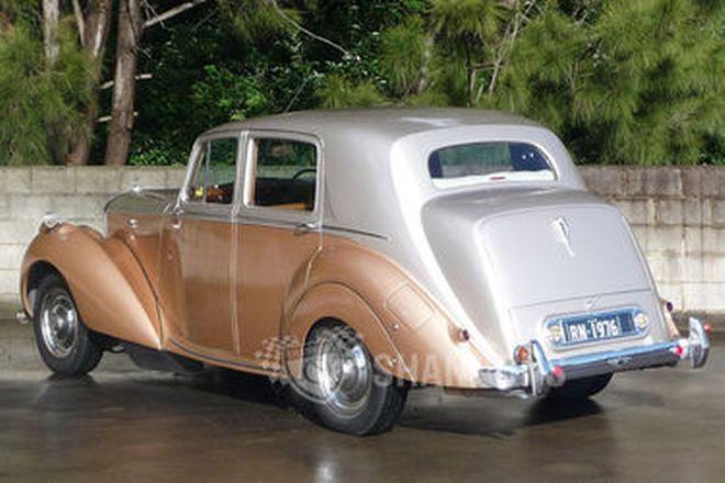 Bentley Mark VI Standard Saloon