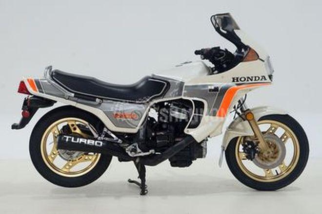 Honda CX500 TC Turbo Motorcycle