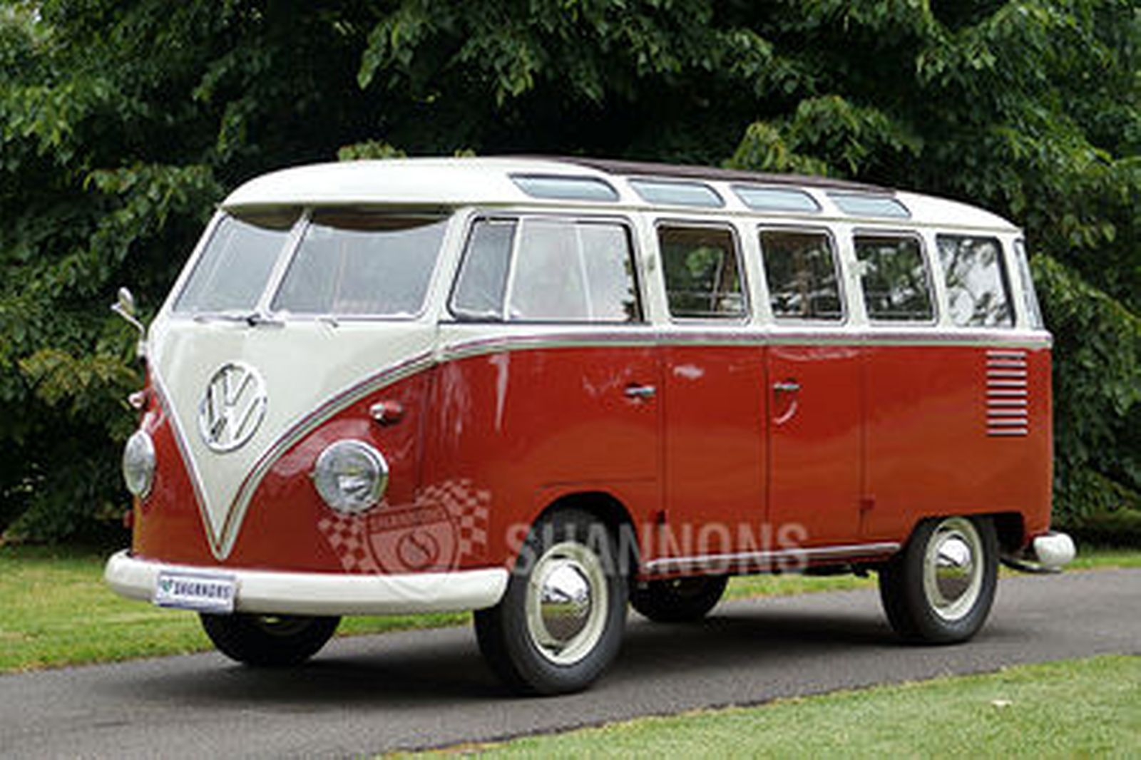 sold volkswagen kombi 39 23 window 39 samba bus rhd auctions lot 32 shannons. Black Bedroom Furniture Sets. Home Design Ideas