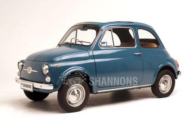 Fiat 500F Sedan