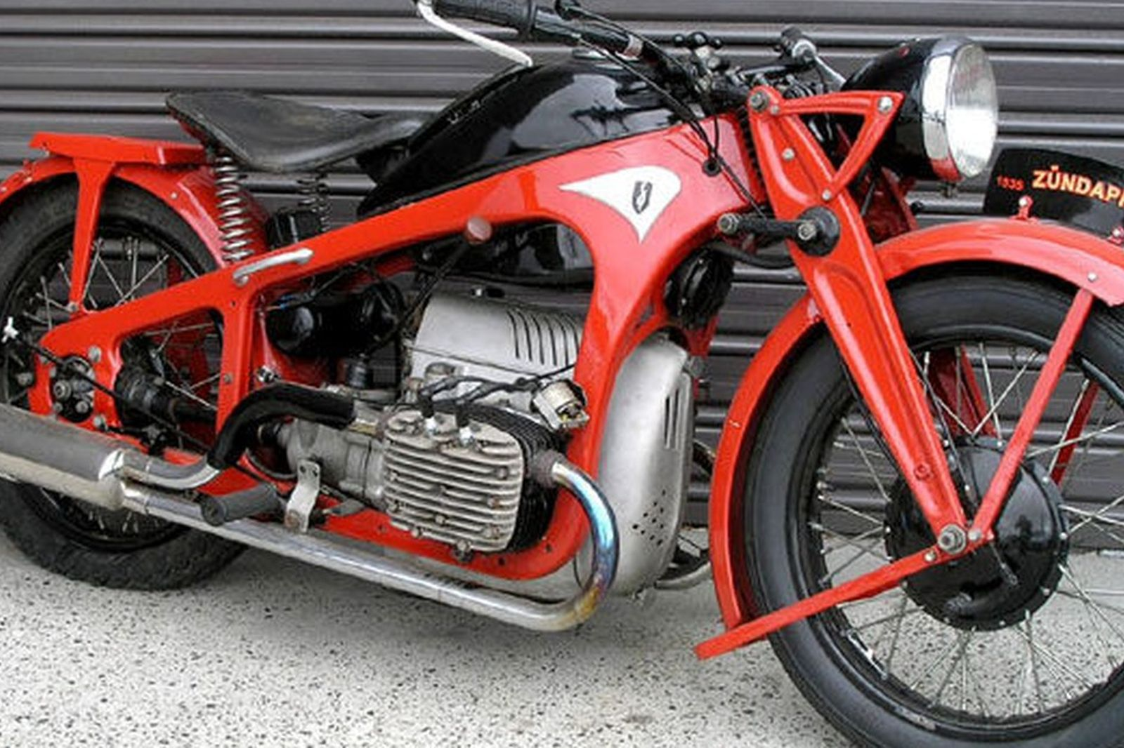 Sold Zundapp K800 Solo Motorcycle Auctions Lot 50