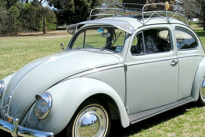 Volkswagen Beetle 'Oval Window' Coupe