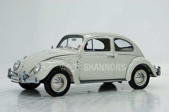Volkswagen 1200cc Beetle Sedan