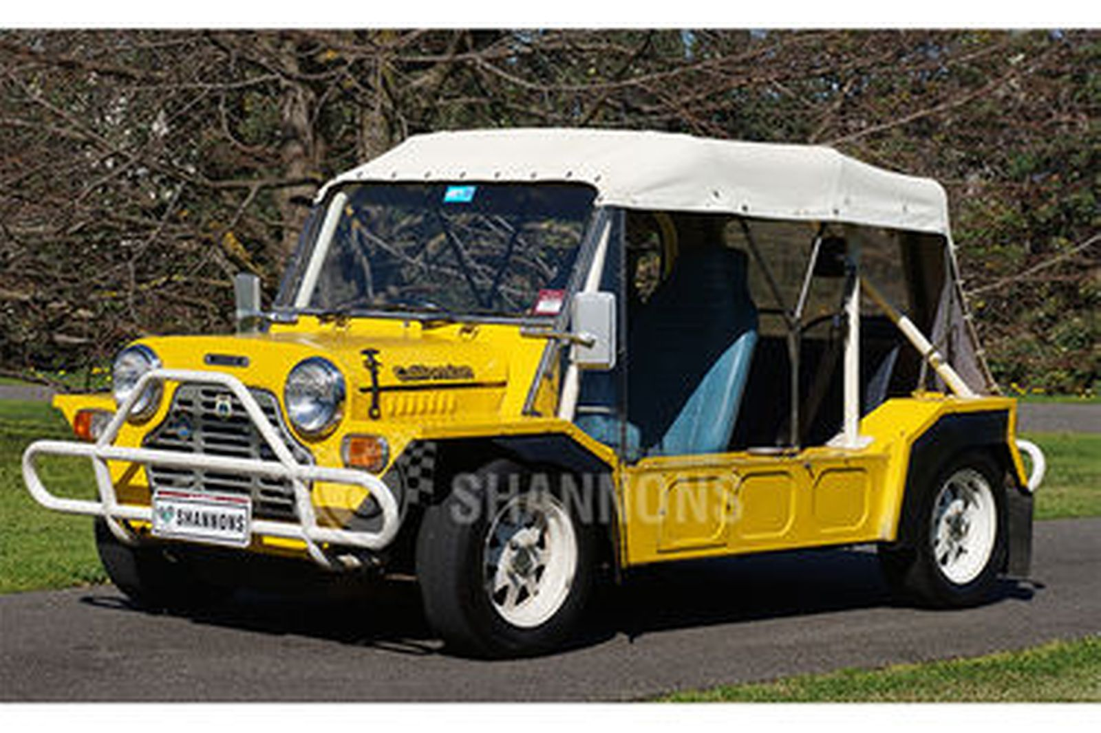 Sold Leyland Mini Moke California Auctions Lot 5 Shannons