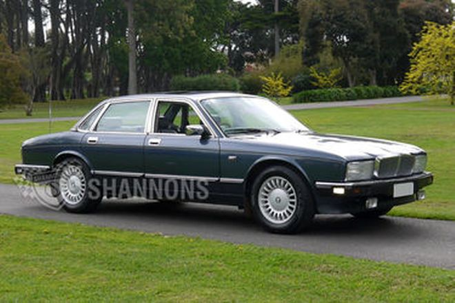 Jaguar XJ40 Sovereign Saloon