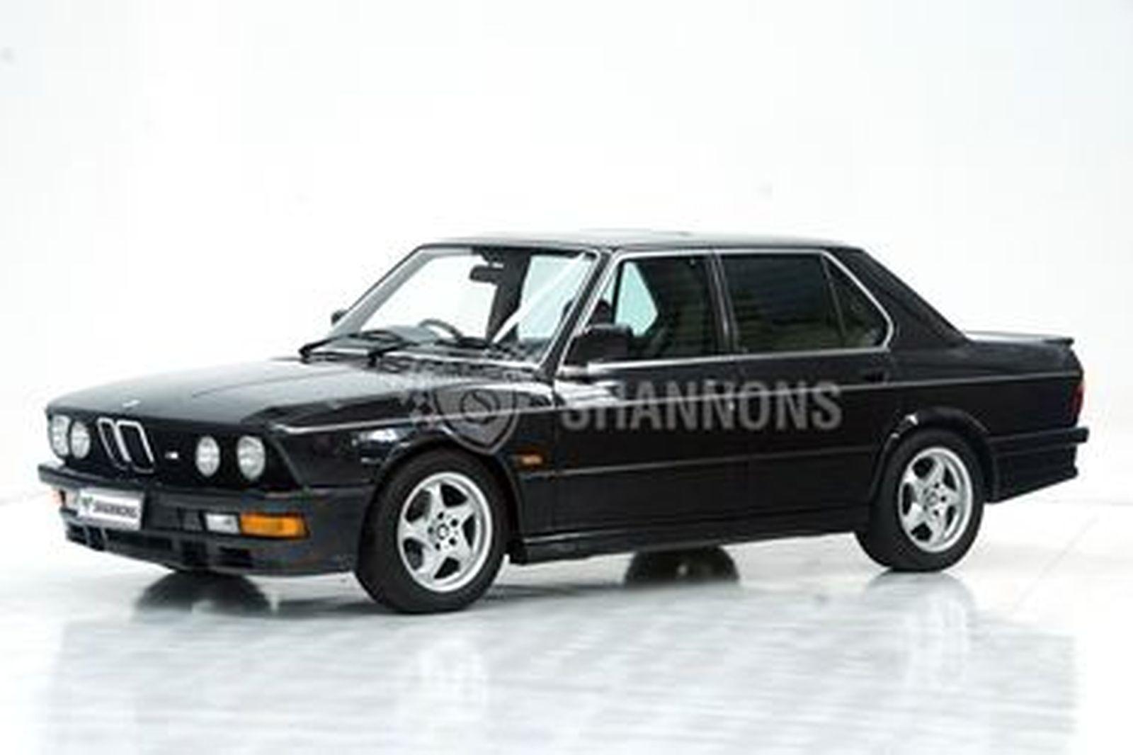 BMW M535i 'Manual' Saloon