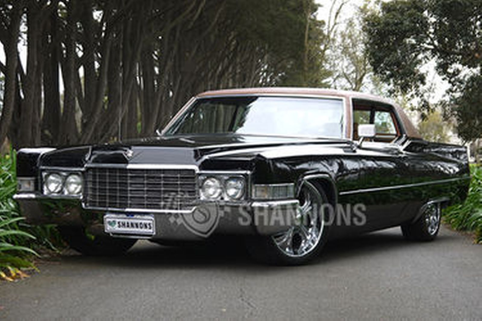 Sold Cadillac Coupe Deville Lhd Auctions Lot 28