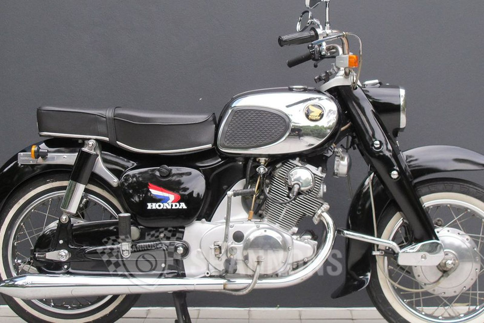 Honda Dream 305cc Motorcycle
