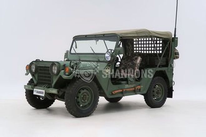 Ford Jeep M151A2 4x4 Utility