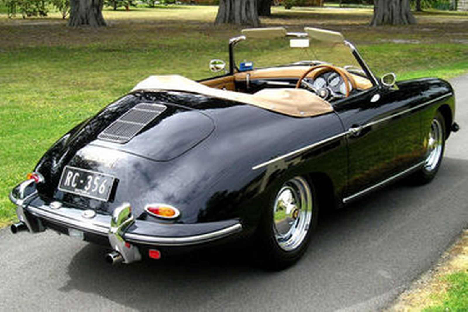 Porsche 356b Super 90 Sold Porsche Roadster Auctions Lot