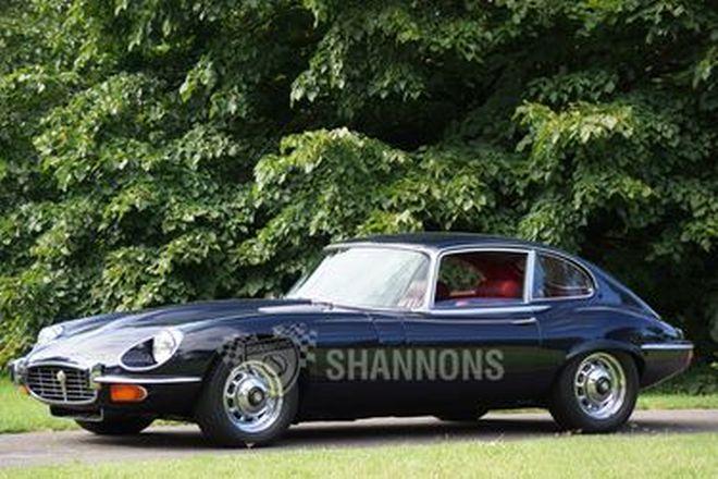 Jaguar E-type 2+2 Coupe