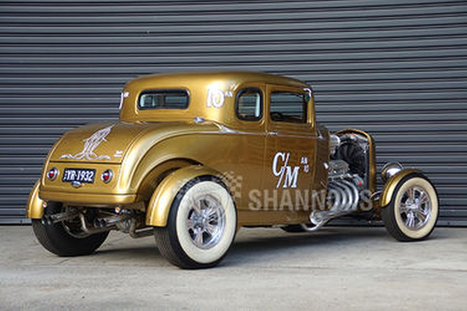 Sold: Ford 5-Window \'Hot Rod\' Coupe (RHD) Auctions - Lot 15 - Shannons