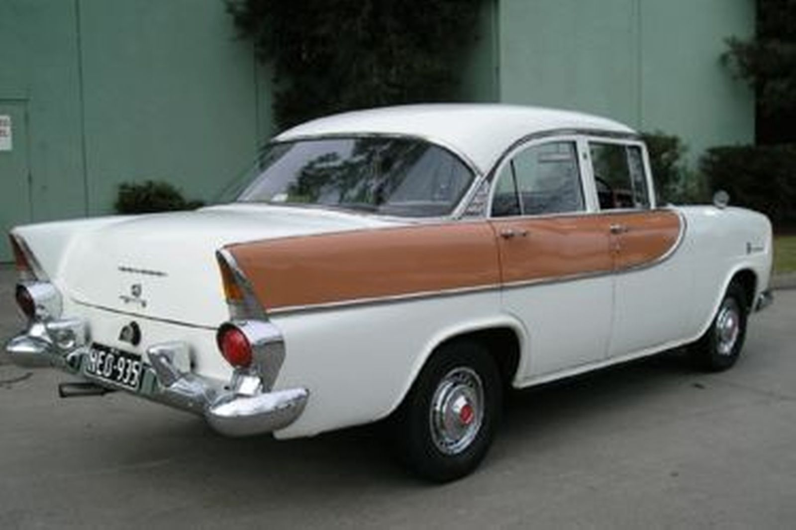 Holden FB Sedan