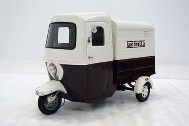 Lambretta 175Li 3-Wheeler