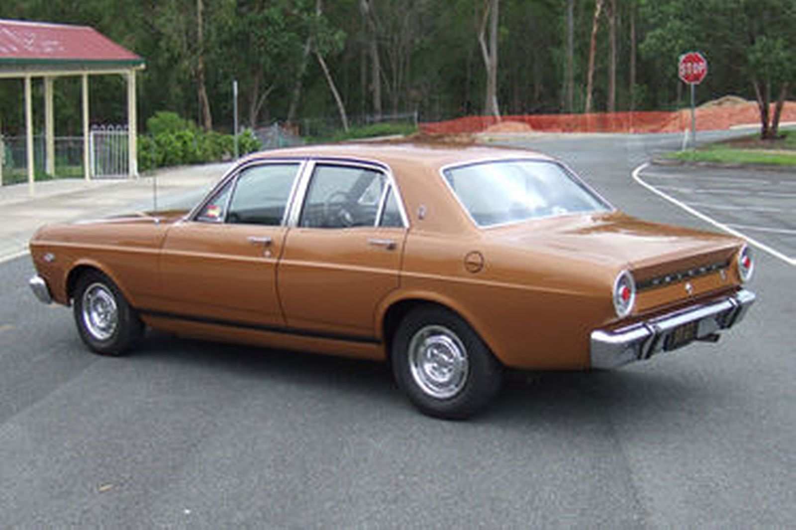 Sold: Ford Falcon XR GT Sedan Auctions - Lot 8 - Shannons
