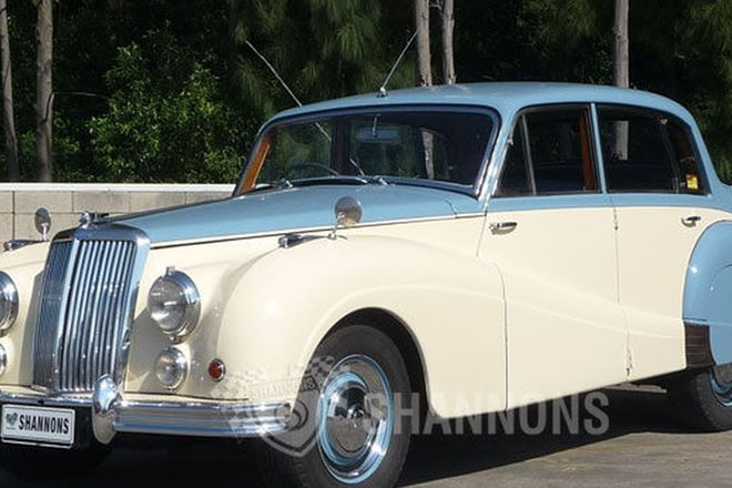 Armstrong Siddeley Saphire 346 Mk2 Saloon