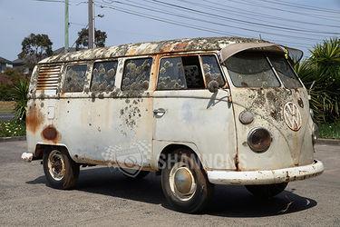 Volkswagen Kombi 'Split Window' (Project)