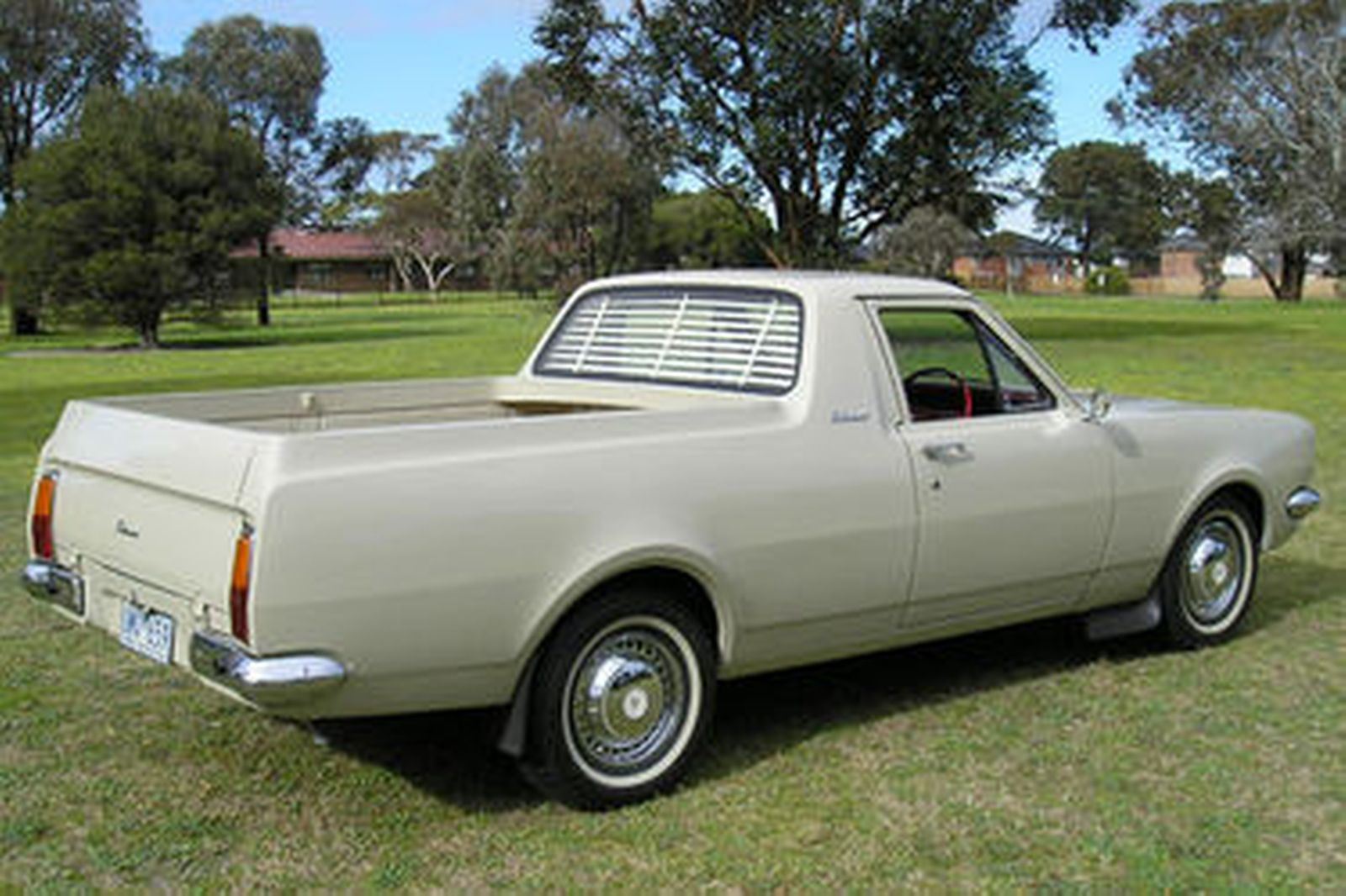 Sold Holden Ht Belmont Utility Auctions Lot 10 Shannons