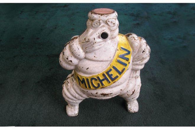 Michelin Man off Pump (Original)