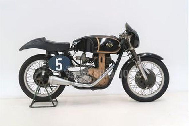 AJS 7R 350cc Racing Motorcycle