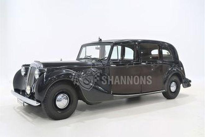 Daimler DH27 Hooper Limousine
