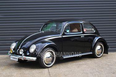 Volkswagen Beetle 'Oval Window' Sedan
