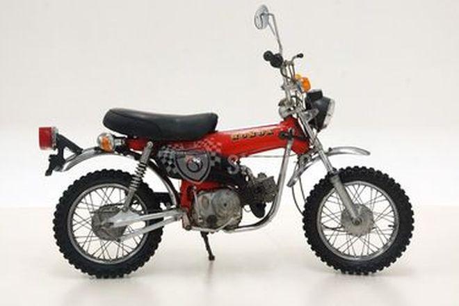 Honda ST90 ADR Motorcycle
