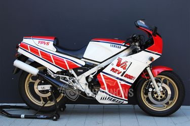 Yamaha RZV 500R Motorcycle
