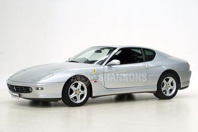Ferrari 456M GTA Coupe