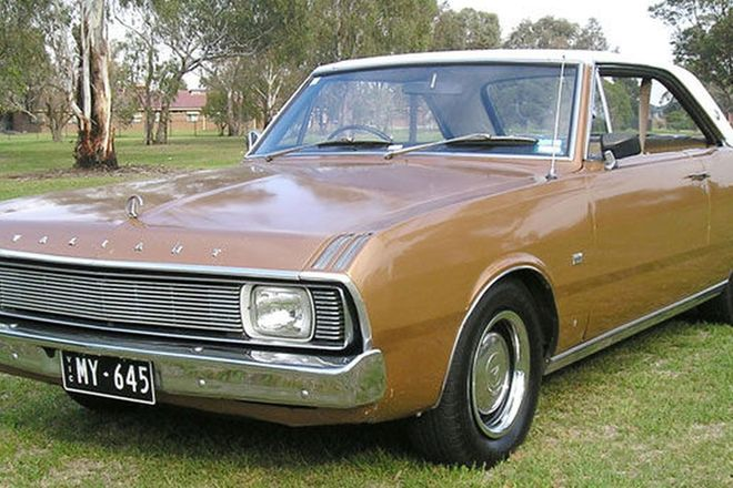 Chrysler Valiant VG Regal Coupe