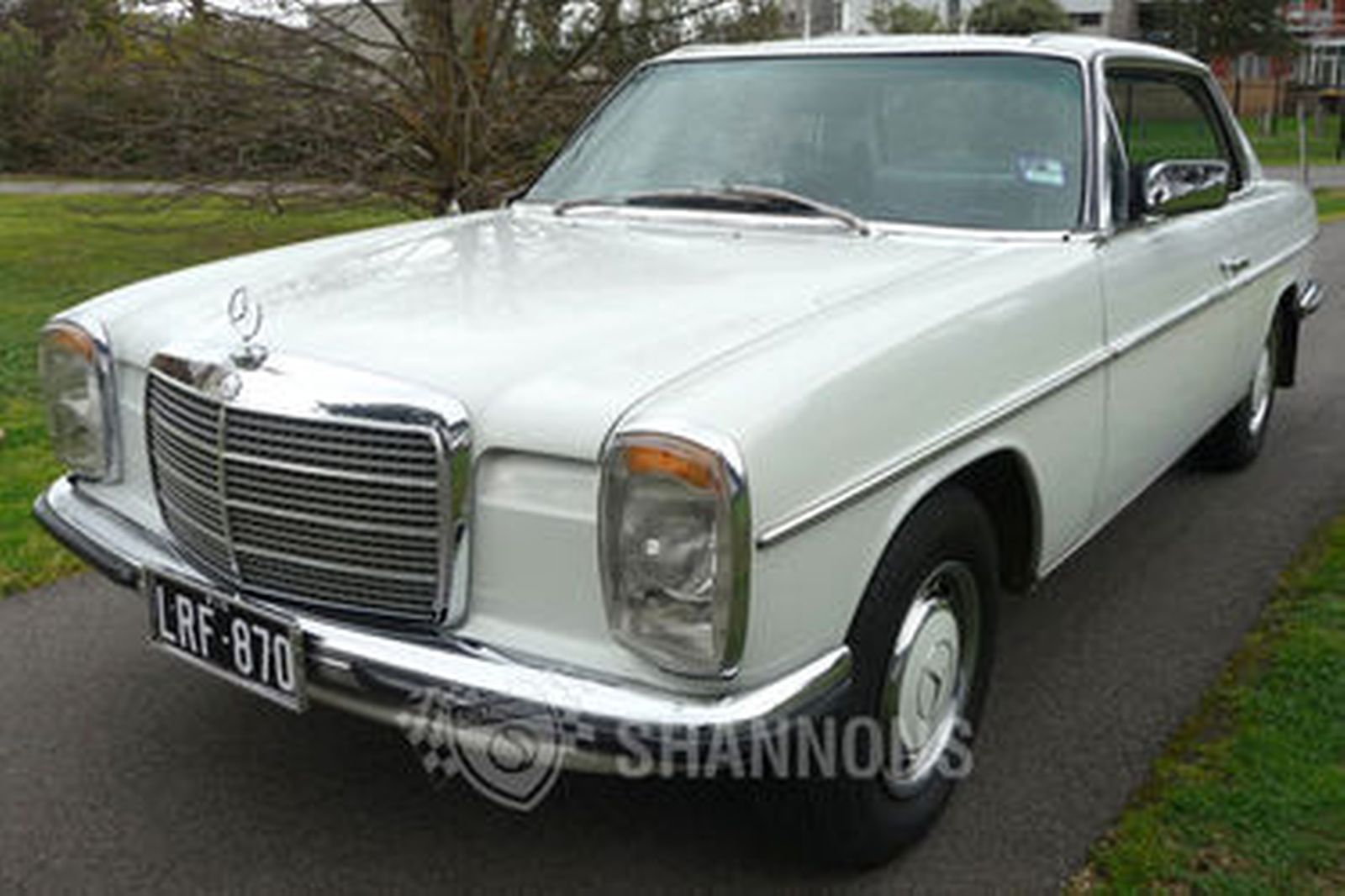 Sold mercedes benz 250c coupe auctions lot 25 shannons for Mercedes benz 250c