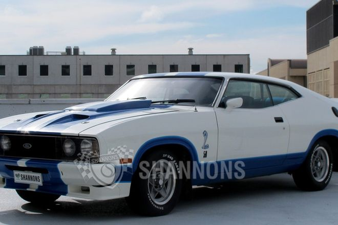 Ford Falcon XC Cobra Coupe (351 V8, Build 077)