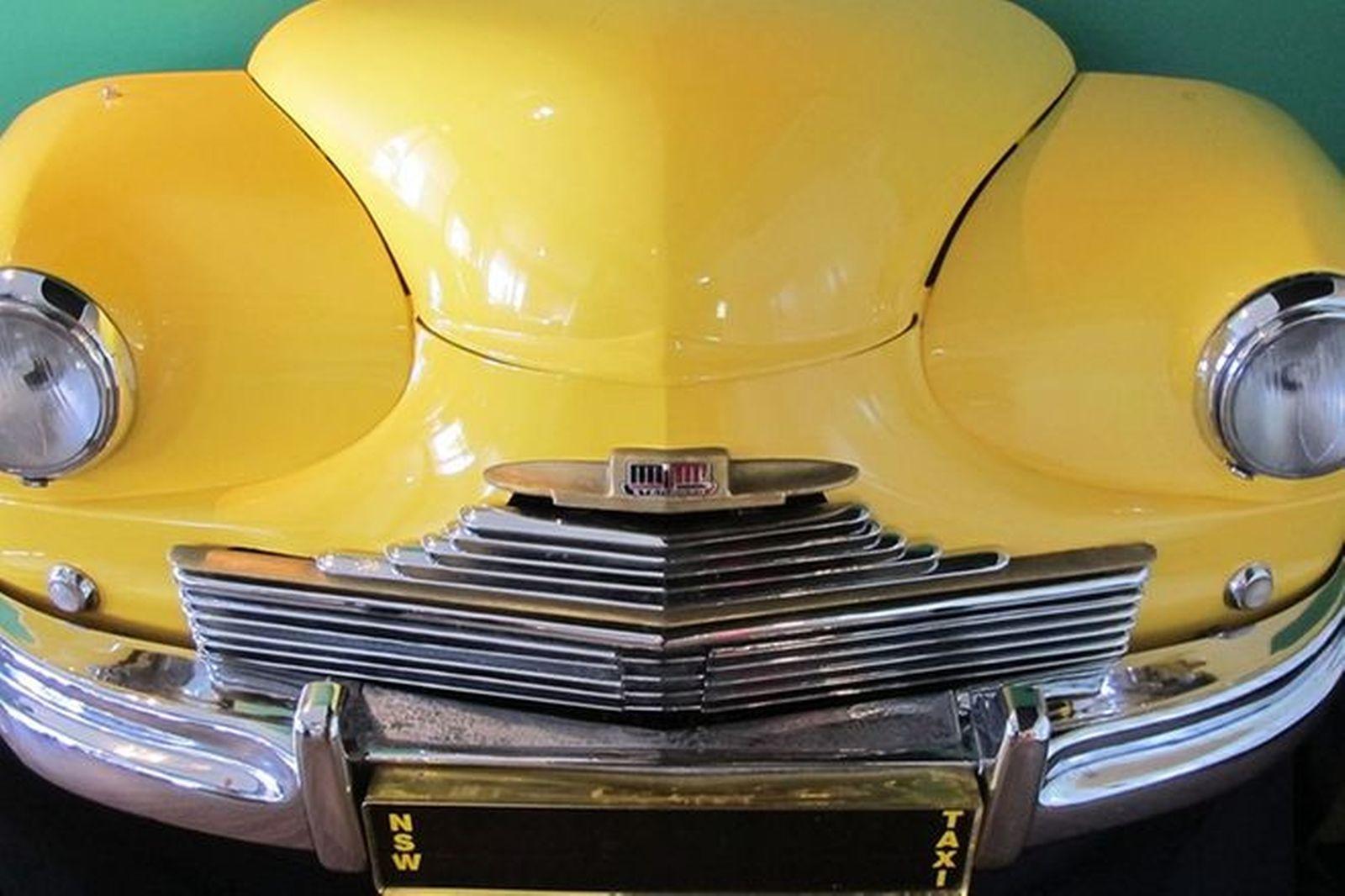Sold: c1950s Standard Vanguard Front Clip Auctions - Lot AI - Shannons