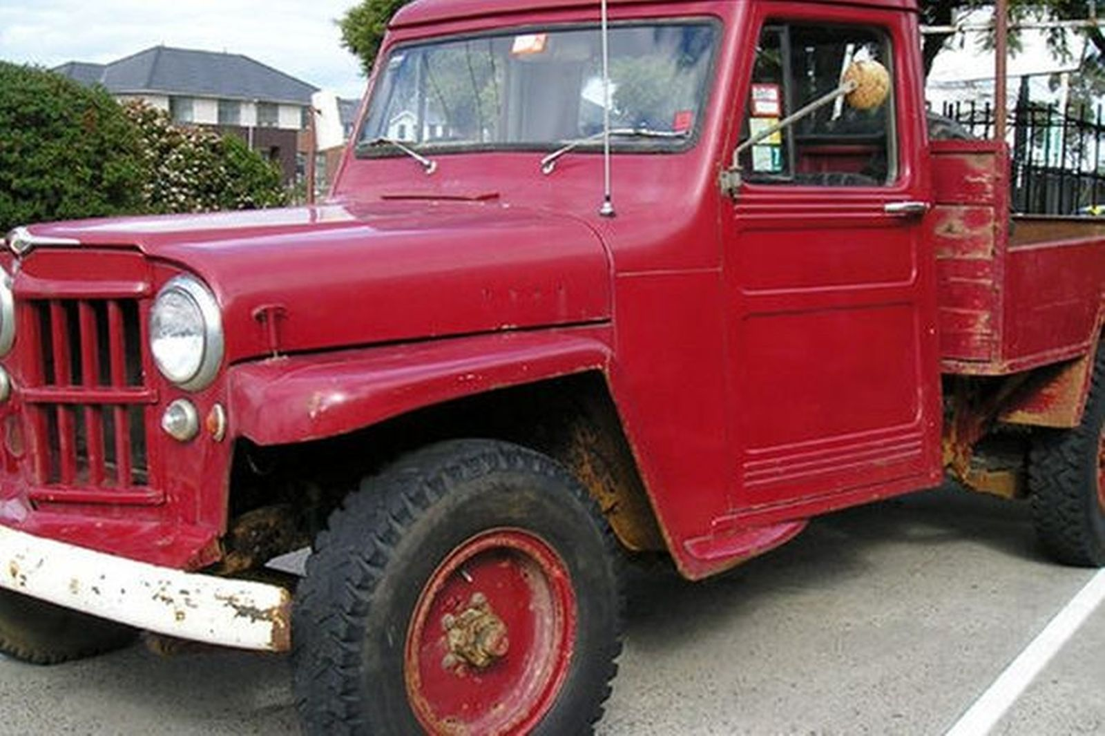 Most Reliable Truck Ever >> Sold: Willys Jeep Utility Auctions - Lot 17 - Shannons