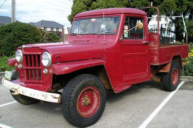 Willys Jeep Utility
