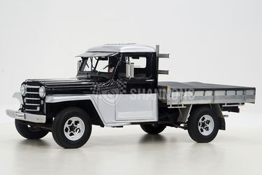 Willys Overland Trayback Utility (Modified)