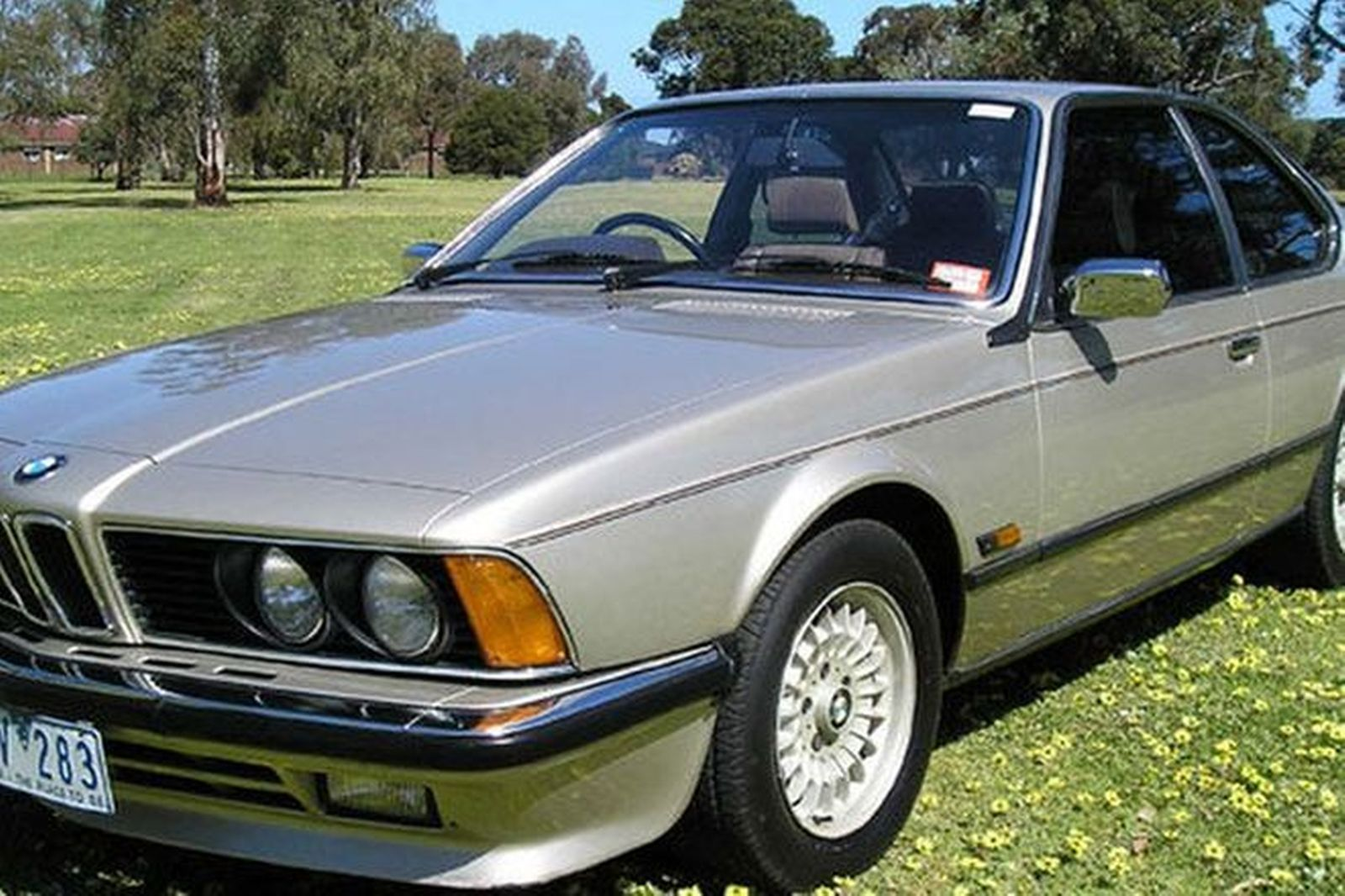 sold bmw 635csi coupe auctions lot 10 shannons. Black Bedroom Furniture Sets. Home Design Ideas