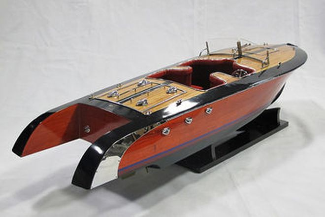 Model Boat - Stancraft Mini Missile (90cm Long)