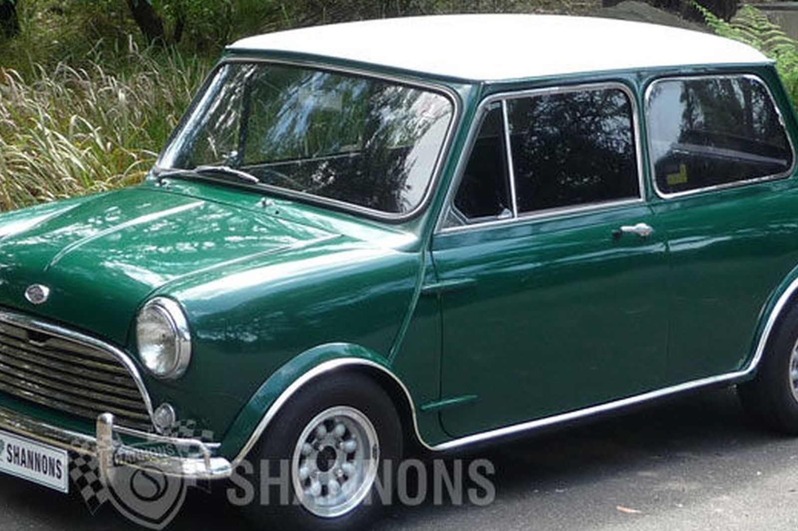 Morris Mini Cooper S Mk2 Saloon Auctions Lot 4 Shannons