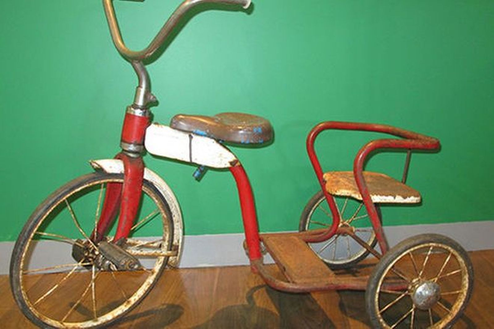 Childs Tricycle - c1950's Cyclops Tricycle
