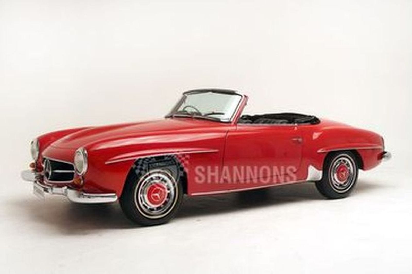 Mercedes-Benz 190SL Convertible