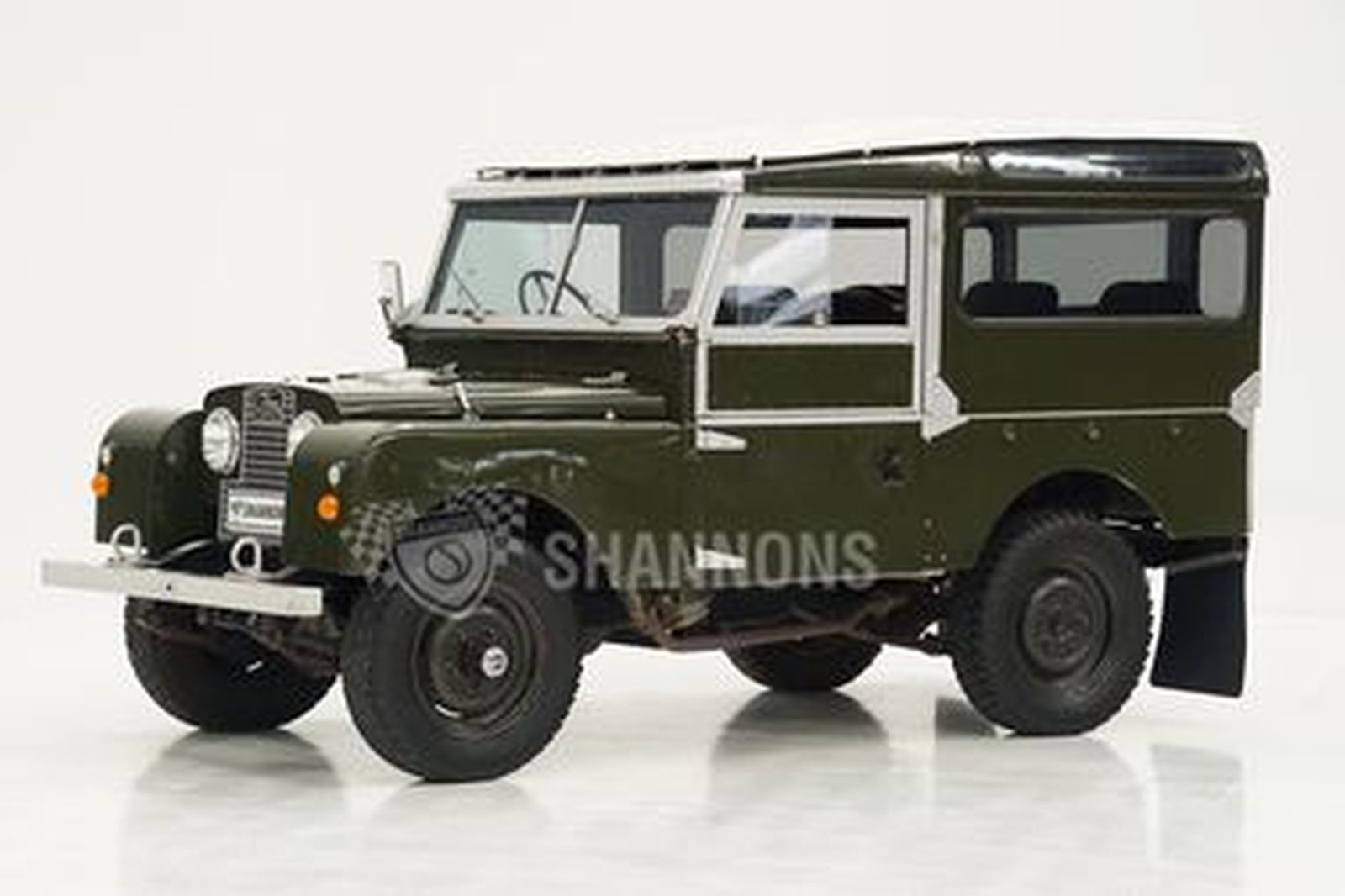 Land Rover Series 1 SWB 4x4 Wagon