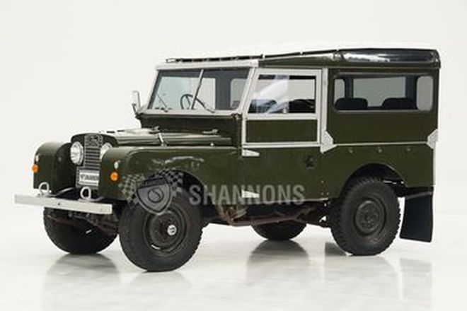 Land Rover Series 1 SWB 4x4 Wagon