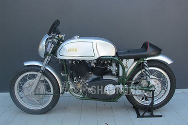 Norvin HRD 998cc Motorcycle