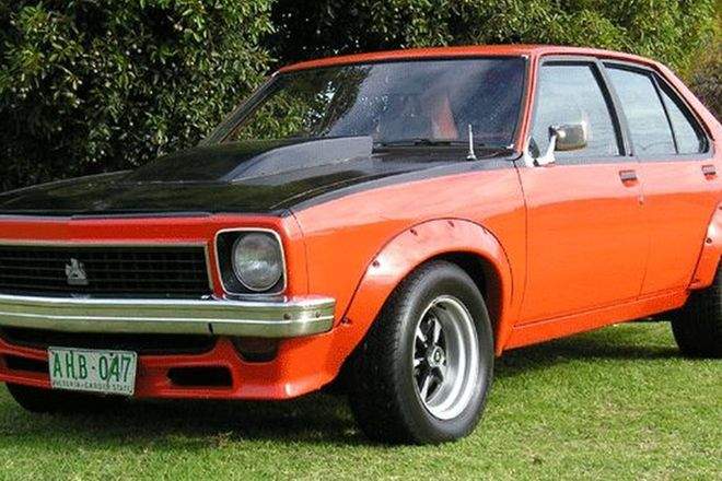 Holden LX Torana SLR 5000 Sedan