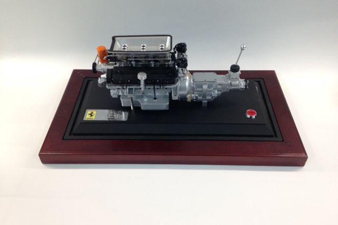 GMP Ferrari Beklinetta 250  engine limited edition with sound 1:16 Scale